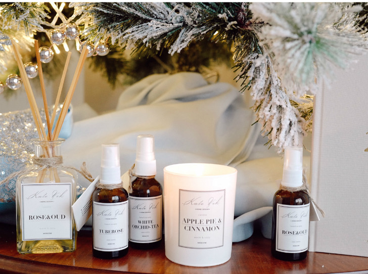Фото №3 - Как создать новогоднюю атмосферу в доме с помощью ароматов