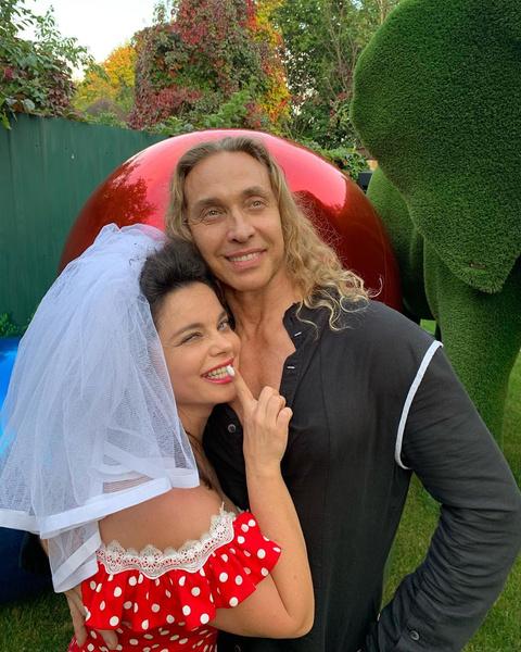 Фото №1 - Наташа Королева и Тарзан: история любви и страсти