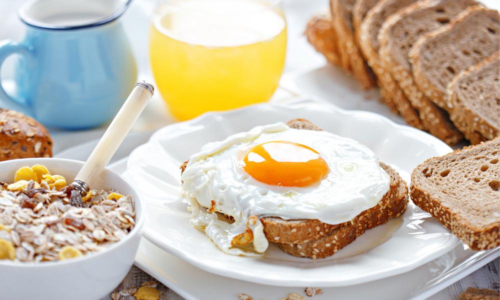 Пять вещей, которые произойдут с телом, если есть яйца каждый день — www.wday.ru