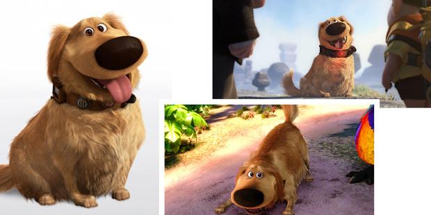 Фото №8 - Усы, лапы, хвост: самые известные cобачки Disney