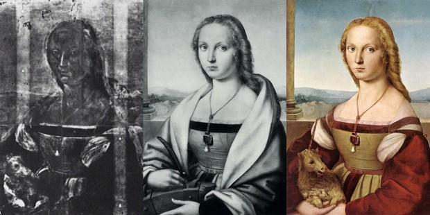 Фото №11 - 10 известных картин, под которыми скрываются совершенно другие произведения