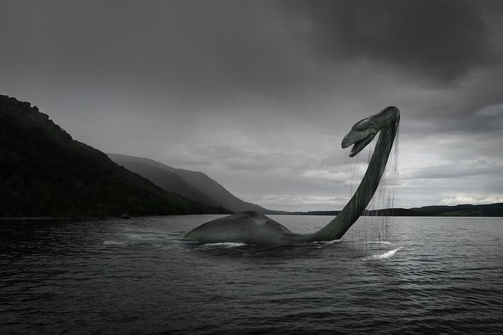 Фото №1 - Британские исследователи доказали, что лох-несского чудовища не существует