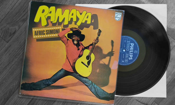 Альбом «Ramaya», где «Hafanana» открывает вторую сторону