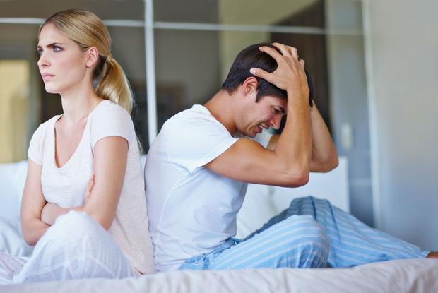 Фото №1 - Осечка в постели: как реагировать на его неудачи