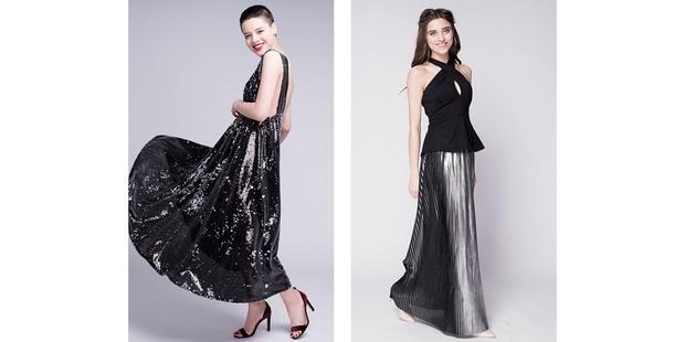 Фото №4 - Что надеть? 5 платьев для главной ночи уходящего года