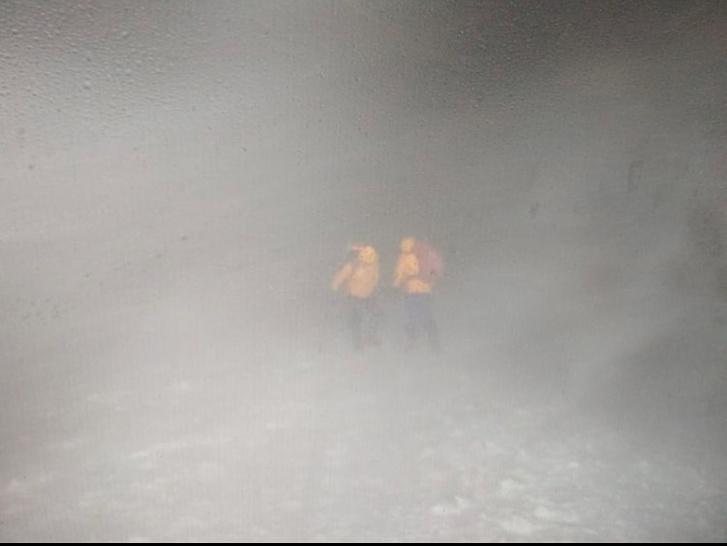Фото №2 - Гибель альпинистов на Эльбрусе: восстанавливаем события трагедии вместе с ее участниками