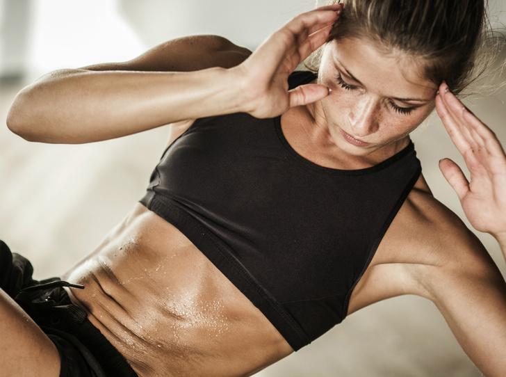 Фото №1 - Сколько стоит стать «железной девушкой»: рассказывает олимпийская чемпионка