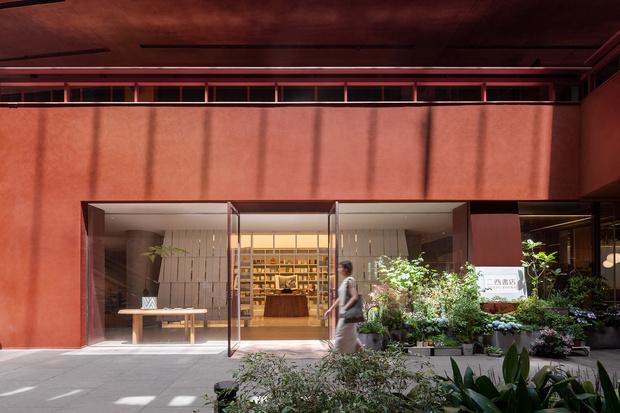 Фото №10 - Концептуальный книжный магазин в Шанхае