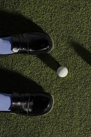 Фото №11 - Богги и броги: играйте в гольф и носите винтаж на майских праздниках