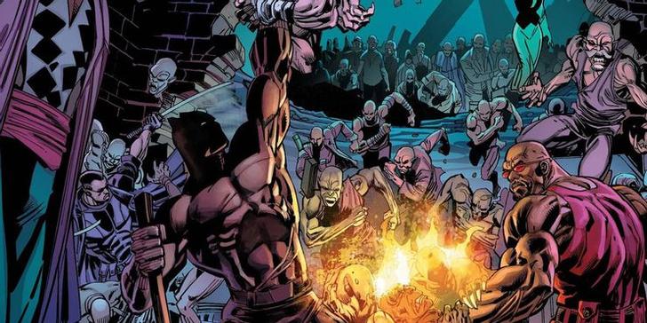 Фото №9 - 10 супергеройских комиксов, по которым можно снять крутые ужастики