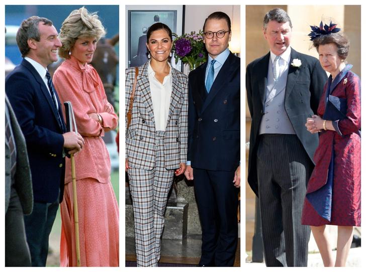 Фото №1 - От конюхов до телохранителей: королевские особы, у которых были романы с их персоналом