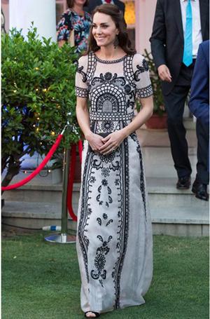 Фото №87 - Любимые бренды одежды герцогини Кембриджской