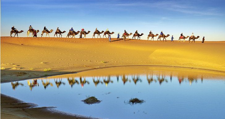 Фото №3 - Рабочий момент: капитан пустыни