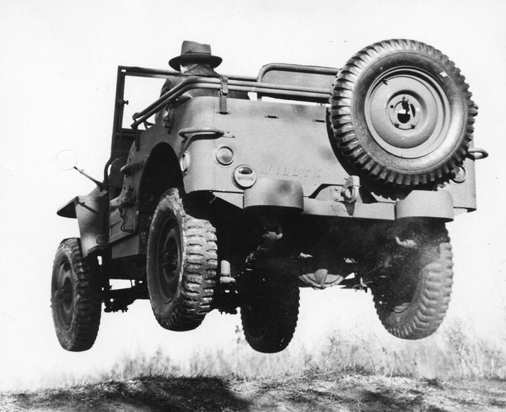 Фото №6 - Человек, который придумал Jeep