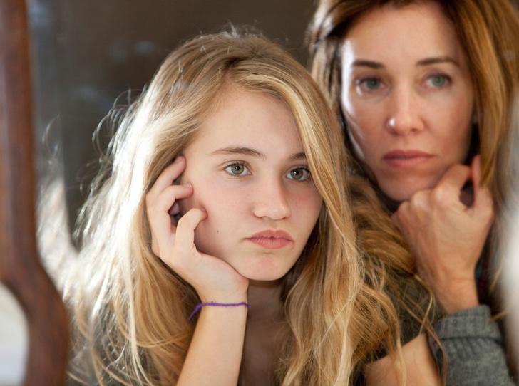 Фото №2 - Конкуренция между матерью и дочерью, или Когда победа означает поражение