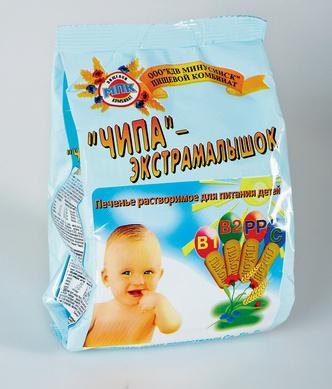 Фото №7 - Детское печенье: учимся жевать