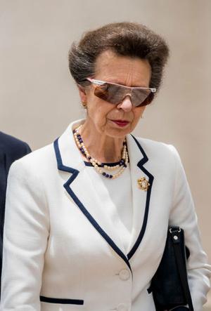 Фото №25 - Принцесса Анна – непризнанная икона стиля королевской семьи