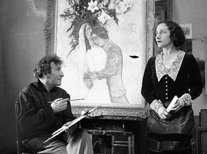Фото №11 - Женщина судьбы: Белла Розенфельд в жизни и творчестве Марка Шагала