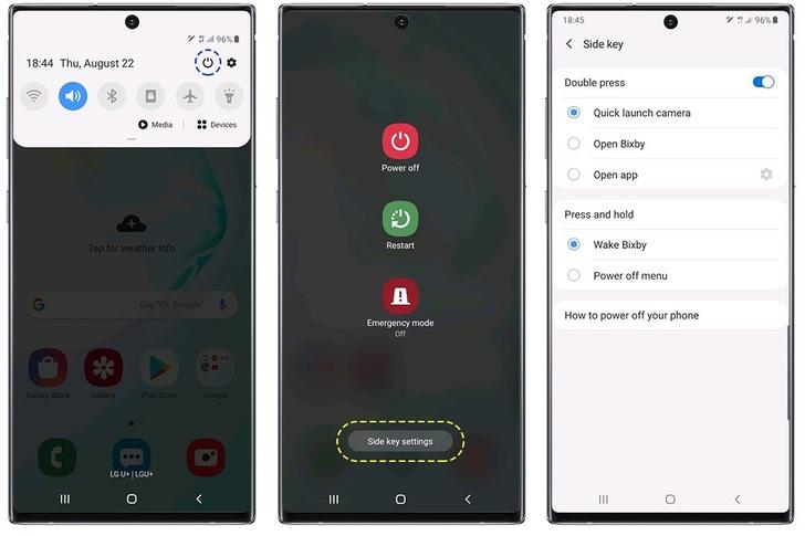 Фото №2 - 10 функций Galaxy Note10, о которых тебе нужно знать
