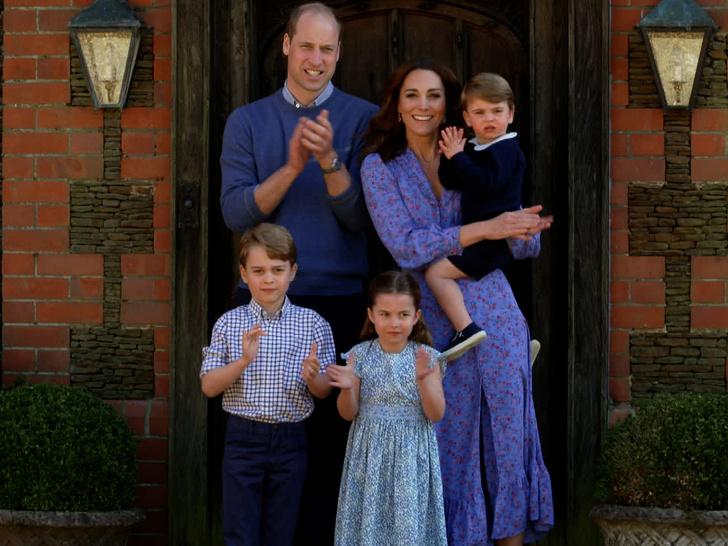 Фото №39 - Кейт Миддлтон и принц Уильям: история в фотографиях