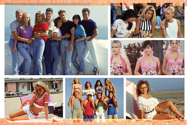 «Беверли-Хиллз 90210» (1990 – 2000)