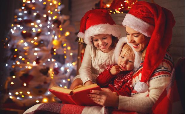Фото №1 - 13 детских книг для новогоднего настроения
