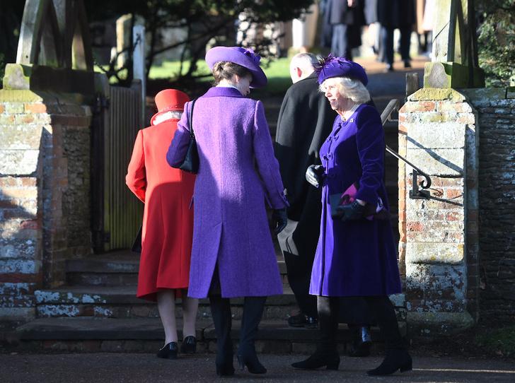 Фото №5 - Королевский союз: герцогиня Камилла и ее дружба с принцессой Анной