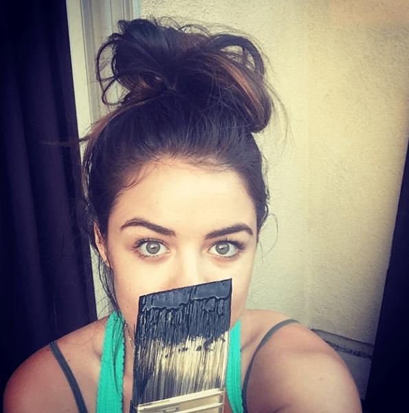 Фото №30 - Звездный Instagram: Знаменитости без макияжа