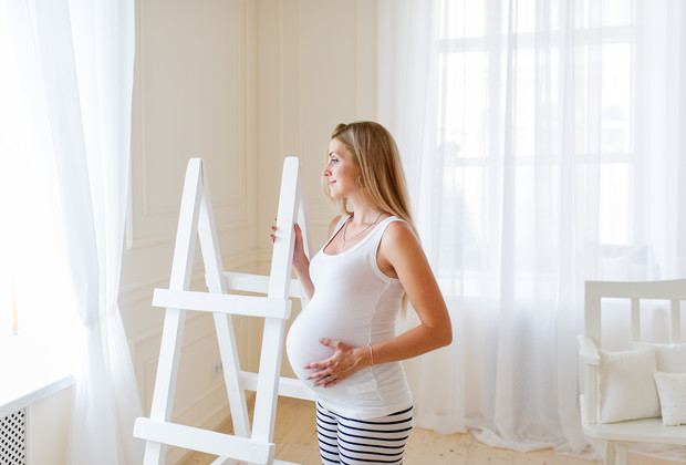 Фото №2 - Подтекание вод при беременности: как его определить и чем оно опасно