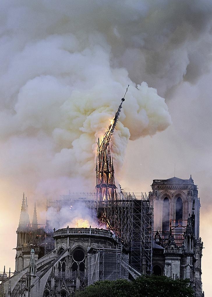 Фото №4 - Ого-гонь: пять великих пожаров XXI века