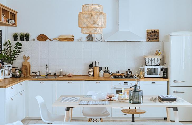 Фото №7 - Как навести порядок на кухне раз и навсегда: лайфхаки, которые работают