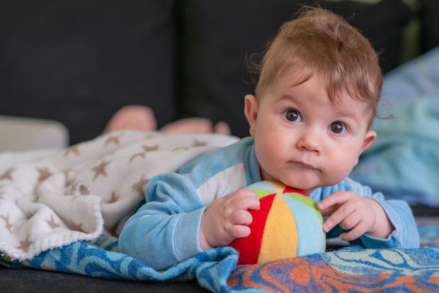 Фото №2 - Цветовосприятие: развиваем зрение малыша
