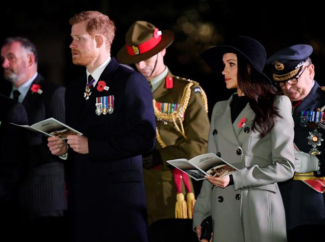 Фото №5 - Что заставило Меган Маркл и принца Гарри проснуться так рано
