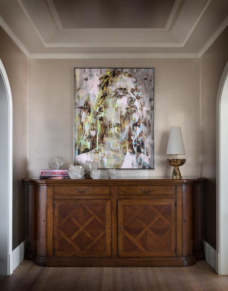 Фото №8 - Новая классика: элегантная квартира в Сан-Франциско