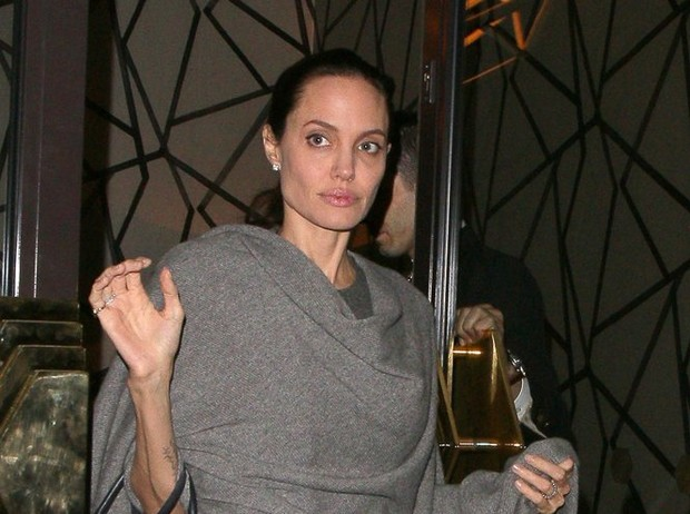 Фото №9 - 6 навязчивых идей Анджелины Джоли, разрушивших ее брак