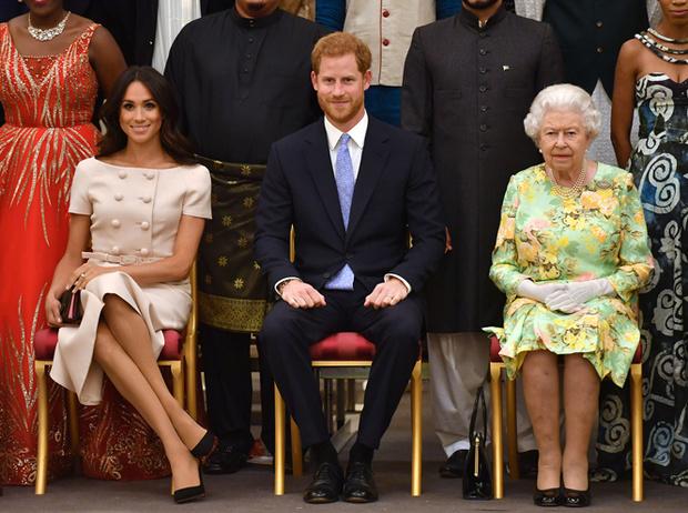 Фото №7 - Меган или Кейт: у кого первый год в королевской семье окажется легче (в итоге)