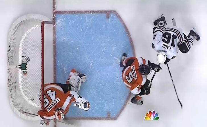 Фото №1 - Назван лучший гол десятилетия в НХЛ (видео)