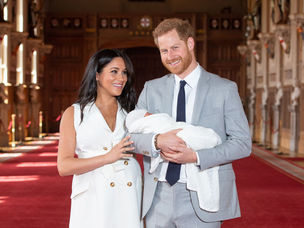 Фото №2 - Зачем герцогиня Меган изменила свидетельство о рождении Арчи
