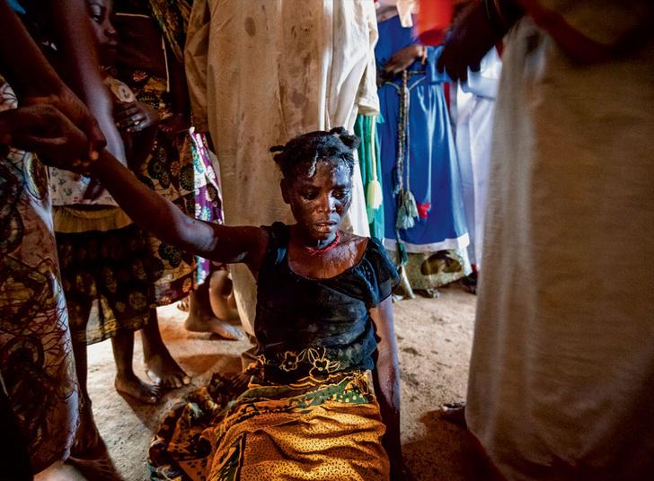 Фото №10 - Как изгоняют бесов в Мозамбике