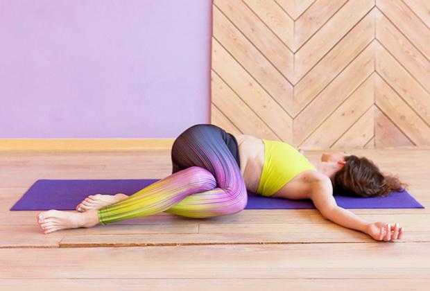 Фото №11 - Женская йога: 8 простых и очень полезных упражнений