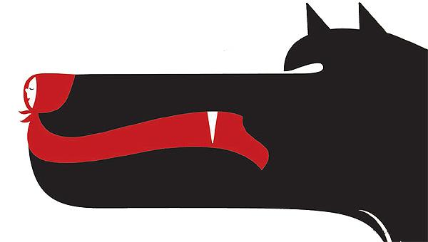 Фото №1 - Красную Шапочку сравнили с волком