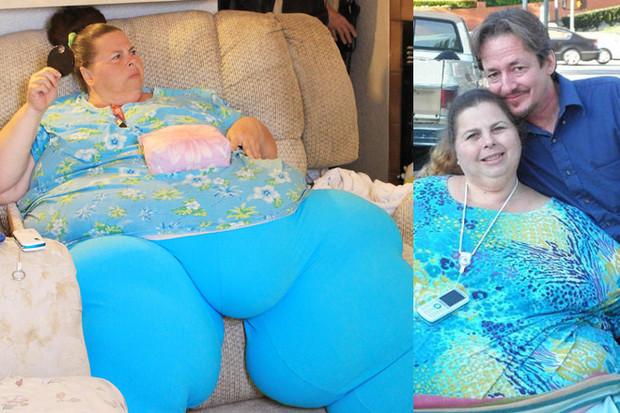 Фото №3 - Антирекорд: самые толстые женщины, родившие здоровых детей