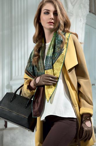 Фото №5 - Истина в зиме: осенне-зимняя коллекция аксессуаров Eleganzza