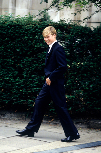 Фото №60 - Принц Уильям: история в фотографиях