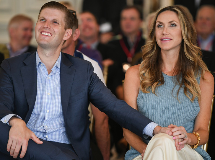 Фото №6 - Еще одна из клана Трампа: что нужно знать о Ларе Трамп, младшей невестке президента США