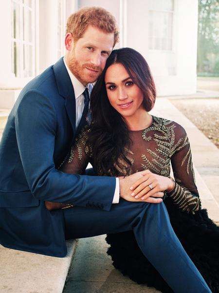 Фото №2 - Почему принцу Гарри все-таки разрешили жениться на Меган Маркл, несмотря на ее развод