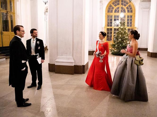 Фото №17 - Праздничное убранство резиденций королей и президентов в ожидании Рождества и Нового года
