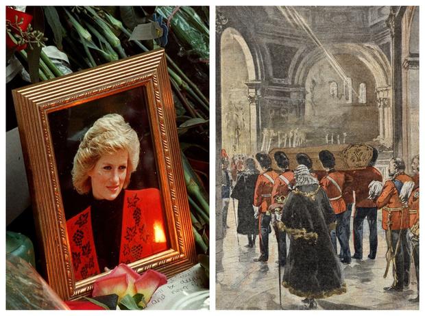Фото №1 - От королевы Виктории до принцессы Дианы: где похоронены члены королевской семьи