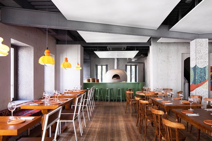 Фото №1 - «Хачапури и вино»: новый ресторан по проекту Бюро Правда