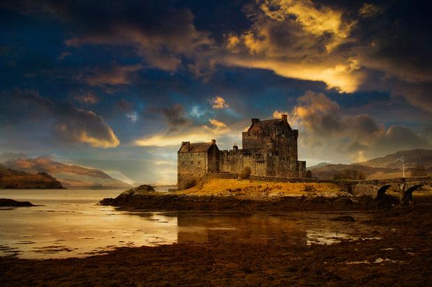Фото №3 - Самые красивые замки мира